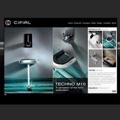 Cifial Website
