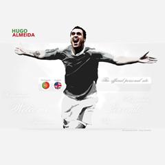 Hugo Almeida Website