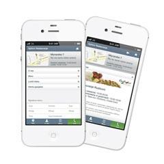 Menu Radar Mobile Sites