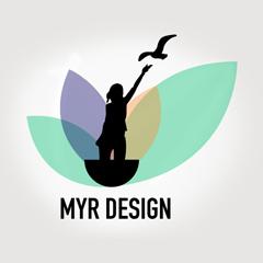 Myr Design – Logo