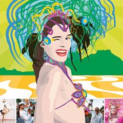 Festa Brasil 2009 Poster