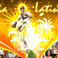 Praia Latina Banner